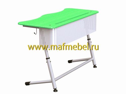 premera-2r-perfo-zelyonaya-dvuhmestnaya-parta-s-perforirovannym-ekranom