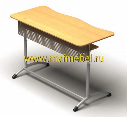 ekstra-perfo-2r-parta-s-perforirovannym-ekranom-i-polochkoy